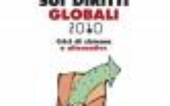Presentato il Rapporto sui diritti globali 2010