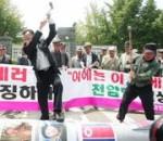 """Corvetta affondata da Pyongyang"""