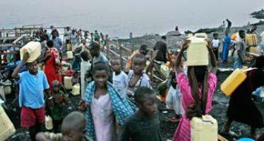 Congo: l'unica cosa da fare è tentare di fuggire dalla guerra