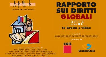 La Grecia è vicina. Rapporto sui diritti globali 2012. Intervista.
