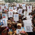 In piazza a Dacca per chiedere giustizia © Reuters