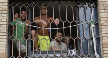 Otto euro al giorno ai detenuti in meno di tre metri