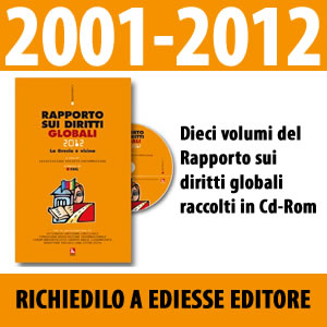 Dieci volumi del Rapporto sui diritti globali raccolti in Cd-Rom