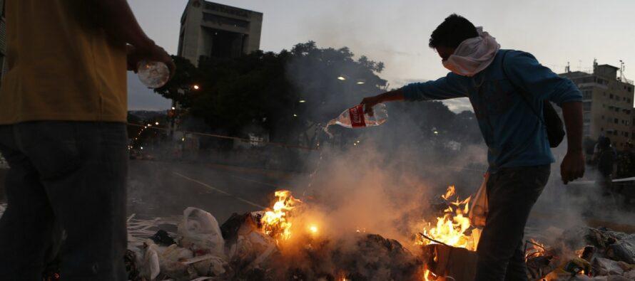 Venezuela: dalle guarimbas agli omicidi mirati