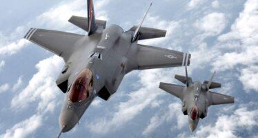 Il progetto dei caccia F-35 non si è mai fermato