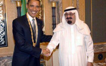 Barack Obama a Riyadh, non sarà una nuova luna di miele