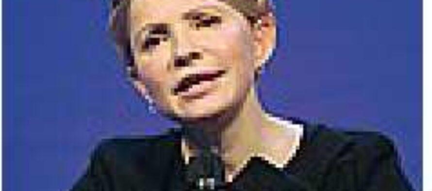 Tymoshenko: «Sparerei a Putin»