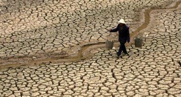 Il mondo è a secco e l'Italia fa acqua da tutte le parti