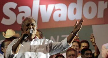 El Salvador, dalla lotta armata al potere l'ex ribelle Sánchez Cerén presidente