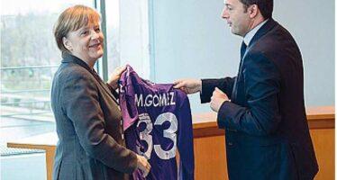 Merkel: impressionata, il cambio è strutturale