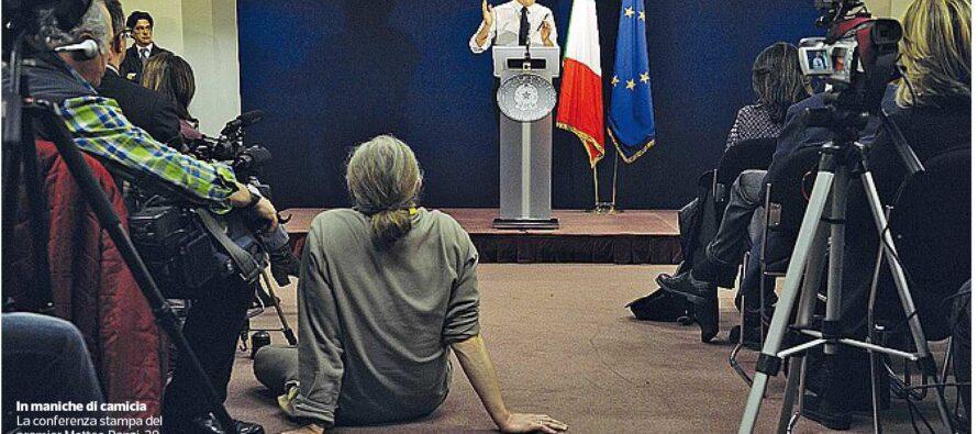 «Riforme, ma mai supino alla Ue» Renzi rilancia. E critica Cottarelli
