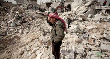 Il bagno di sangue in Siria entra nel quarto anno