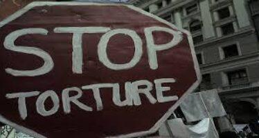 Reato di tortura: scusate il ritardo