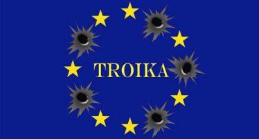 Tutte le menzogne della Troika