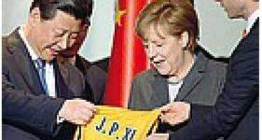 Duecento manager e la moglie al seguito Xi in Europa per un affare da 400 miliardi