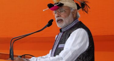 Narendra Modi, il «self made man» e parafascista hindu