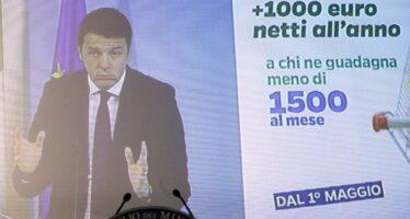 Def, ok dalla Troika mentre Renzi fa il salto nel cerchio di fuoco
