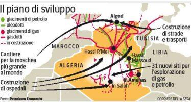 La partita dietro il voto in Algeria. Gru, trivelle e i 31 siti del petrolio