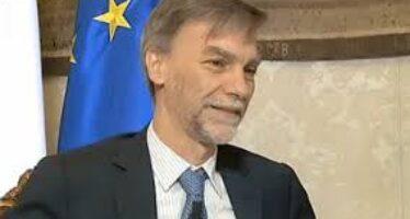 Delrio: «Non accetteremo ricatti dalle banche»