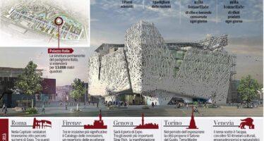 «Centonovantamila Posti di Lavoro il Cantiere di Expo per l'Italia»