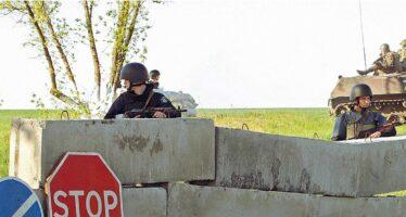 Ucraina, 13 osservatori nelle mani dei filorussi