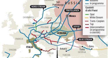 Putin agita l'arma del gas «A rischio anche l'Europa»