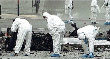 Atene, bomba il giorno prima della Merkel