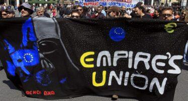 La Troika come l'usuraio, in Grecia come in Italia