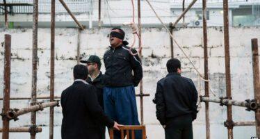 Iran Condannato a morte, salvato dalla madre della vittima