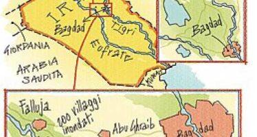 La guerra dell'acqua contro il voto in Iraq