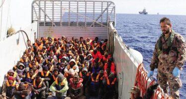 Il governo: Mare Nostrum va avanti