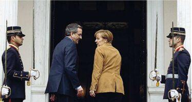 «L'austerità vi fa soltanto del bene» Merkel applaude la rinascita greca