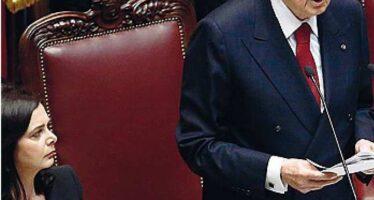Il bilancio di Napolitano, che ora guarda al semestre Ue