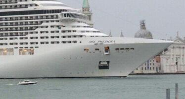 Com'è triste Venezia se in laguna tornano le navi mostro