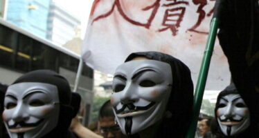 Occupy Hong Kong i ribelli anti-Pechino