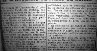 Pablo de Rokha, poeta guerrillero