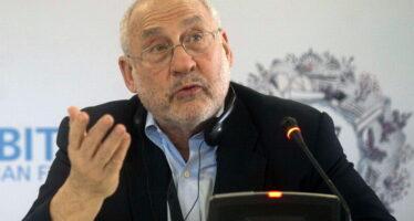 """Stiglitz """"L'Europa cambi passo dia spazio all'Italia e fermi la crisi del debito"""""""