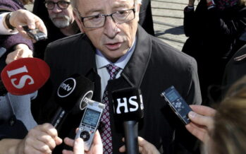 "Juncker ""Senza la Ue oggi saremmo in guerra"""