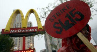 La scommessa del salario minimo