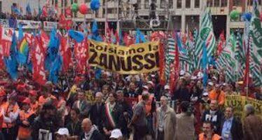 Camusso: «Questa è la festa dei disoccupati»