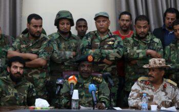 Resa dei conti in Libia, all'americana