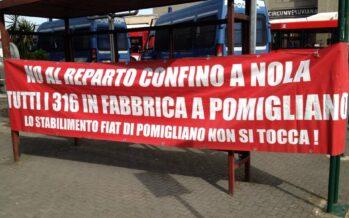 In difesa dei cinque licenziati di Pomigliano