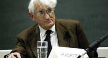 Habermas: la mia proposta per una Unione più democratica