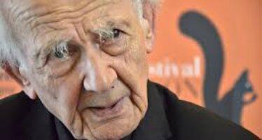 Bauman: «Cittadini distanti L'UE deve riconciliare potere e politica»