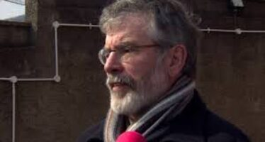Arrestato Gerry Adams l'ex leader dell'Ira