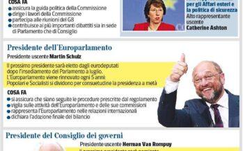 Euronomine, la corsa in salita di Juncker