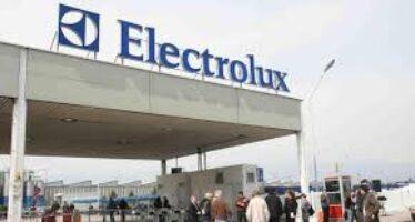 Electrolux resta in Italia