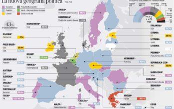 I Popolari prenotano la guida della Ue