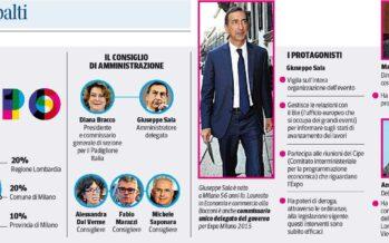 Cantone: «Non faccio gite, servono poteri su Expo»
