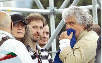 """Grillo tra shock e rabbia """"Gli italiani si pentiranno"""""""